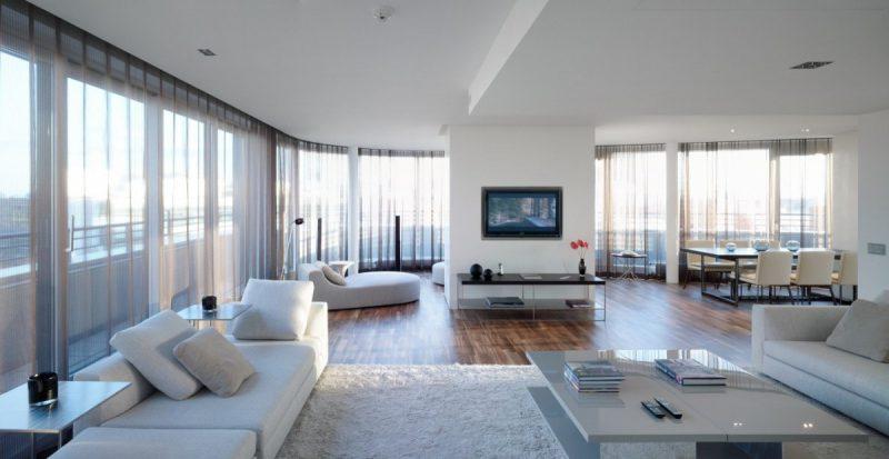 Hình ảnh căn hộ 3 phòng ngủ vinhomes smart city