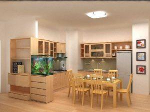 Kinh nghiệm chọn nội thất gỗ tự nhiên trong trang trí nội thất gia đình