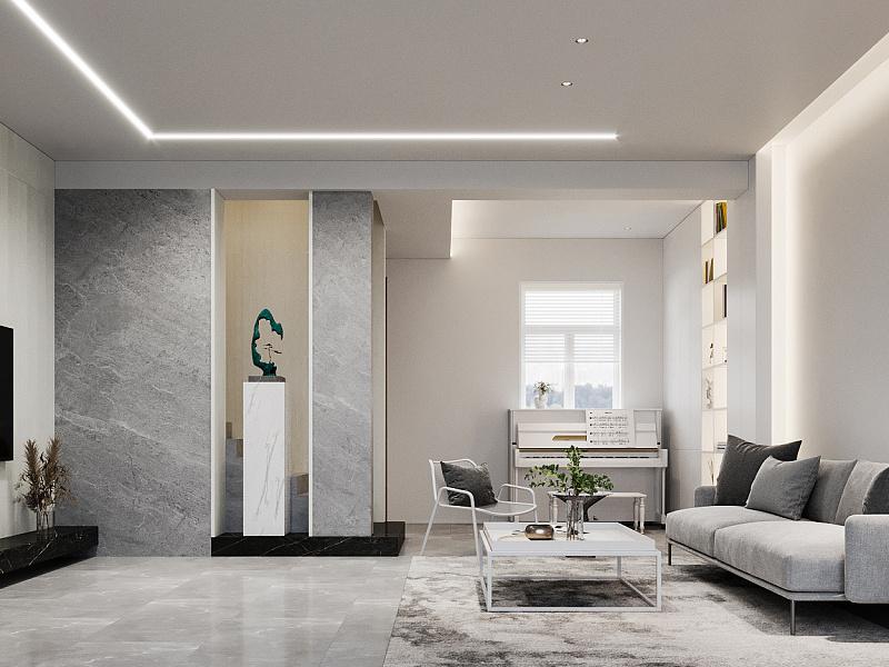 Thiết kế nội thất chung cư the Florence