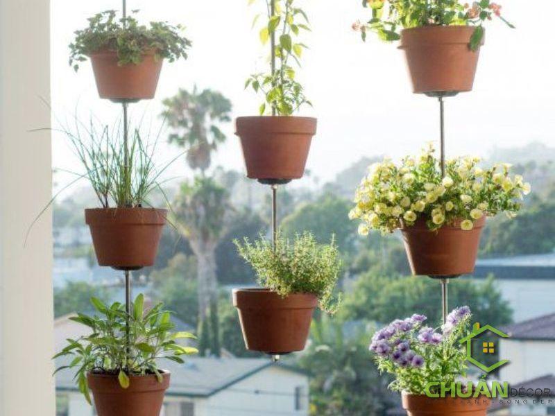 vườn treo ban công đang được ưa chuộng nhất 2020 Gocxanhmuot