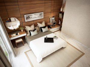 Thiết kế nội thất phòng ngủ chất lượng