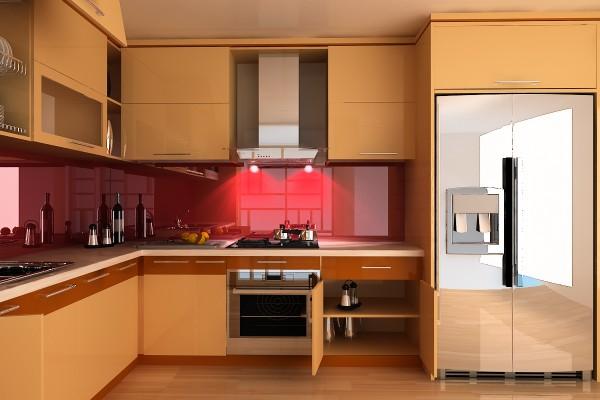 thi công nội thất nhà bếp